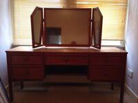 Vintage G Plan Bedroom Furniture Suite
