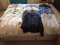 Men's/Gent's designer clothes/shirts etc