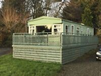 2002 Cosalt-Sandhurst Static Caravan, Great Location on a great site.