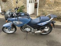 Bmw F650 In England Motorbikes Scooters For Sale Gumtree