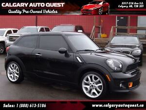 2013 MINI Cooper Paceman Cooper S ALL4/AUTO/LEATHER/PANO-ROOF