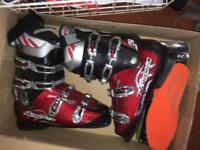 Nordica ski boots