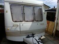 2 berth Fleetwood Touring Caravan
