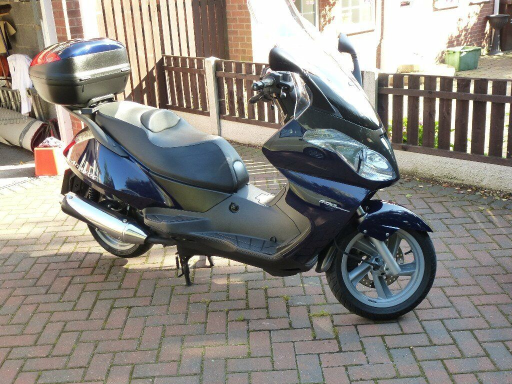 Aprilia Atlantic 500 sprint Maxis Scooter in very good condition, not  Yamaha, Suzuki