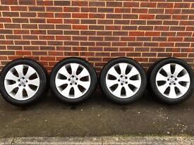 Volvo v70/xc70/s80 alloy wheels