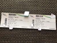 Shania Twain - Birmingham 24 September 2018