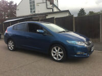 2011(11) Honda Insight 1.3 IMA ES CVT Hybrid With A PCO Badge
