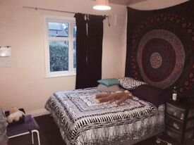 Double room in a cool friendly house!