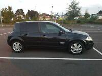 Renault Megane 1.5 dci , 5 door. LOW MILEAGE! NEW TIMING BELT! £30 road tax