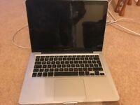 "Apple MacBook Pro 13.3"" 2.5GHz i5 4GB 500GB (Mid 2012)"