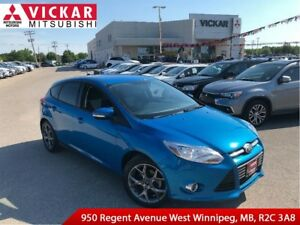 2013 Ford Focus SE/HATCHBACK/LOW KMS!!