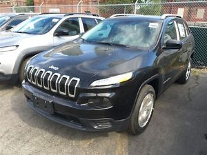 2016 Jeep Cherokee ***SPORT***FWD***COLD WEATHER GROUP***
