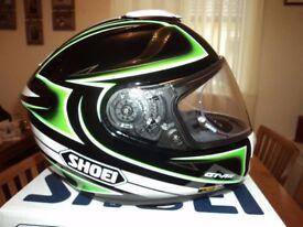 Shoei Helmet GT-Air Expanse, Green Size L - 59_60cms
