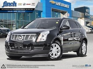 2015 Cadillac SRX Luxury LUXURY COLLECTION AWD