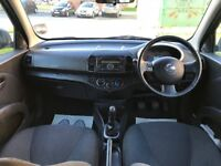 NISSAN MICRA 2009 1.2** 2 OWNERS**MOT HISTORY**BLUETOOTH**GREAT RUNNER**
