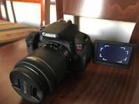 Canon 700d rebel bargain