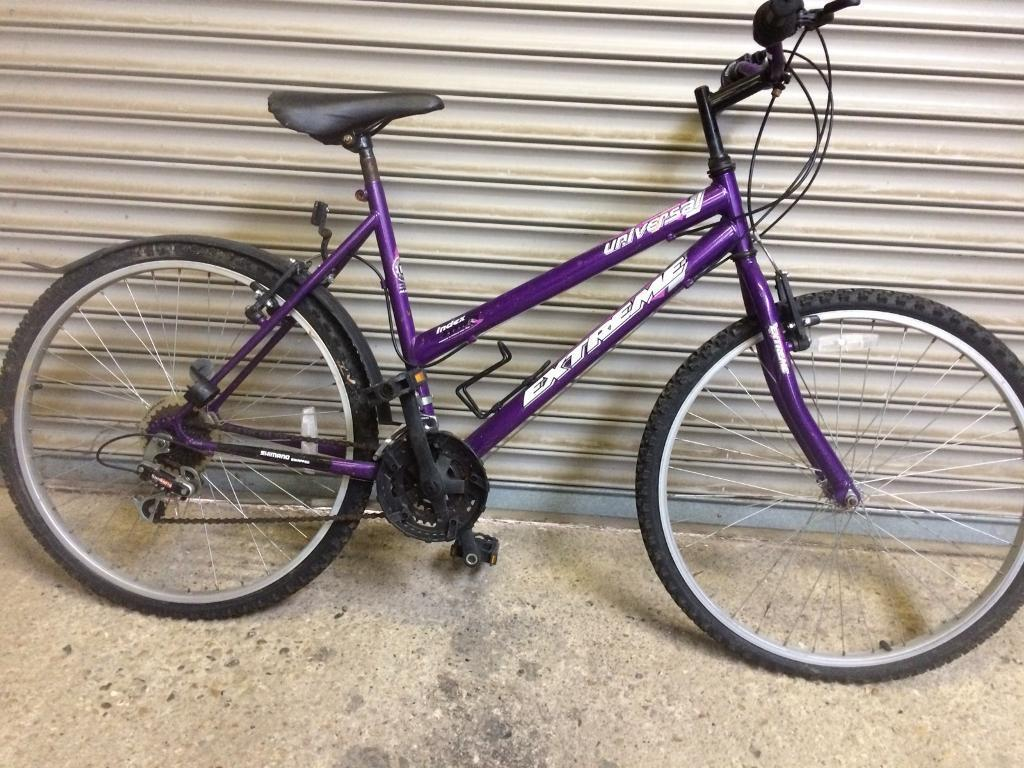 SERVICED LADIES BIKE - FREE DELIVERY TO OXFORD!