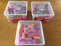 3 X LARGE TUBS OF MAOAM SWEETS - UNOPENED