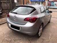 Vauxhall Astra 1.4 i VVT 16v SRi 5 door - 2011, 12 MONTHS MOT, SERVICE HISTORY, 1 Lady Owner, £3795