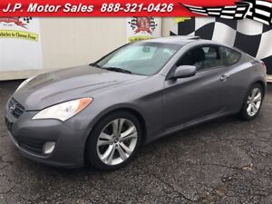 2010 Hyundai Genesis Coupe 2.0 T, Automatic, Sunroof, Only 78,00