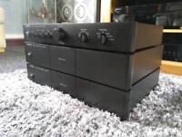 Superb Rotel Pre Amp and 2 Power Amps