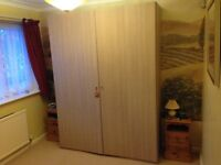 Double Bed - Space Saving Wall Bed