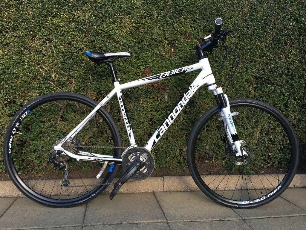 95c5532c0cc Cannondale Quick CX2 Sports Hybrid Bike 2014 £275 | in Monifieth ...