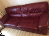 Large sofa £100 collection only