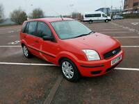 2004 FORD FUSION 1.4 DIESEL ONLY £30 YEAR ROAD TAX £425