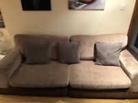 4 seater and 2 sofas FREE!!