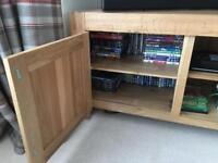 "Oak Furniture Land TV Unit style ""Alto"""
