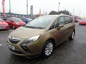 Vauxhall Zafira Tourer TECH LINE (brown) 2014-03-11
