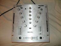 Numark Scratch pro 100 dj mixer