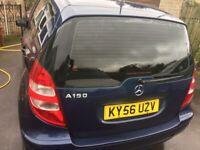 Mercedes-Benz, A CLASS, Hatchback, 2006, Manual, 1498 (cc), 5 doors