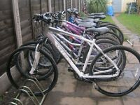 MENS/LADIES MOUNTAIN/HYBRID BIKE IN GOOD TO VGC!! PRICES FROM £35