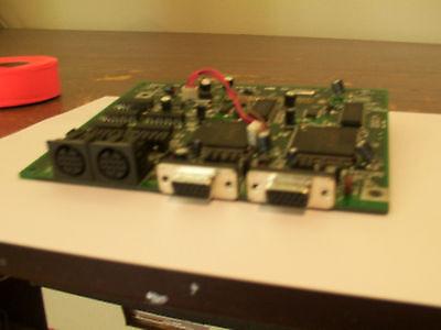 Panasonic 2-port Kvs Card Js750cv Js900cv Pos Js750ws Js780ws Js775ws Js550ws
