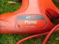 HT42 Flymo Hedge Cutter & Power Trim 500XT