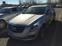 2015 CADILLAC ATS Sedan AWD Turbo Luxury