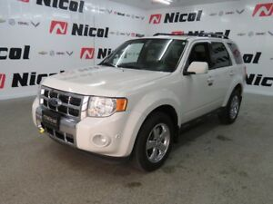 2011 FORD ESCAPE AWD