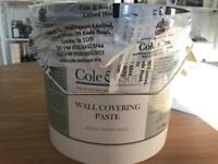 Cole and Sons Wallpaper Paste 5L