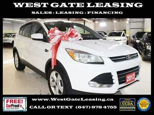 2013 Ford Escape SE 4WD| ONE OWNER |
