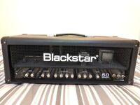 Blackstar Series One 50 Watt Head & FREE Harley Benton G212 celestion cab