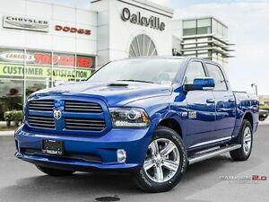 2017 Ram 1500 SPORT | 0% OAC | OPEN SUNDAYS | CALL NOW! |
