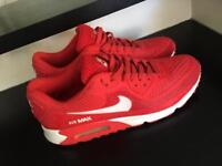 71e199b3c49ce6 Men s red Nike airs size 11