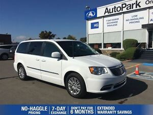 2016 Chrysler Town & Country Touring|B.up Camera|Heated Seats|Al