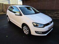 2014 (14) Volkswagen Polo 1.2 Match 3 Door Hatchback Petrol Manual