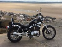 400cc motorcycle CRUISER