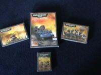 Warhammer 40K Space Marines Various