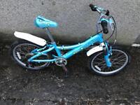Girls trek bike mt60