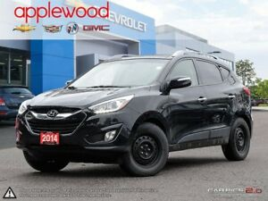 2014 Hyundai Tucson Limited AWD, LEATHER,HEATED SEATS, SUNROO...